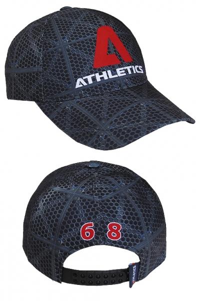 Бейсболка Athletics68