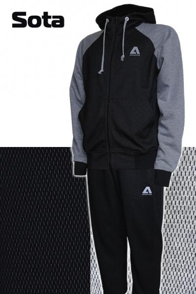 Модель 4291 черный/меланж