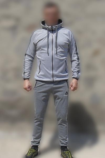 Модель 4214 цвет - серый